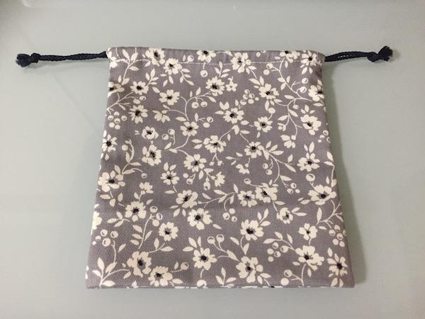 巾着袋の作り方22