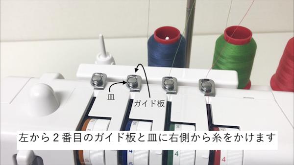 3番目の糸のかけ方3