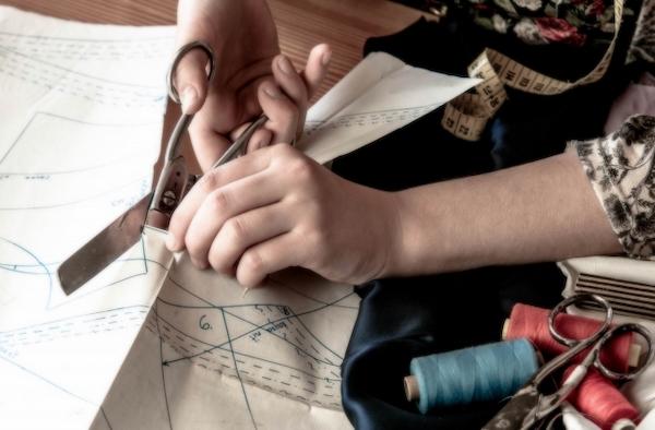 裁縫について